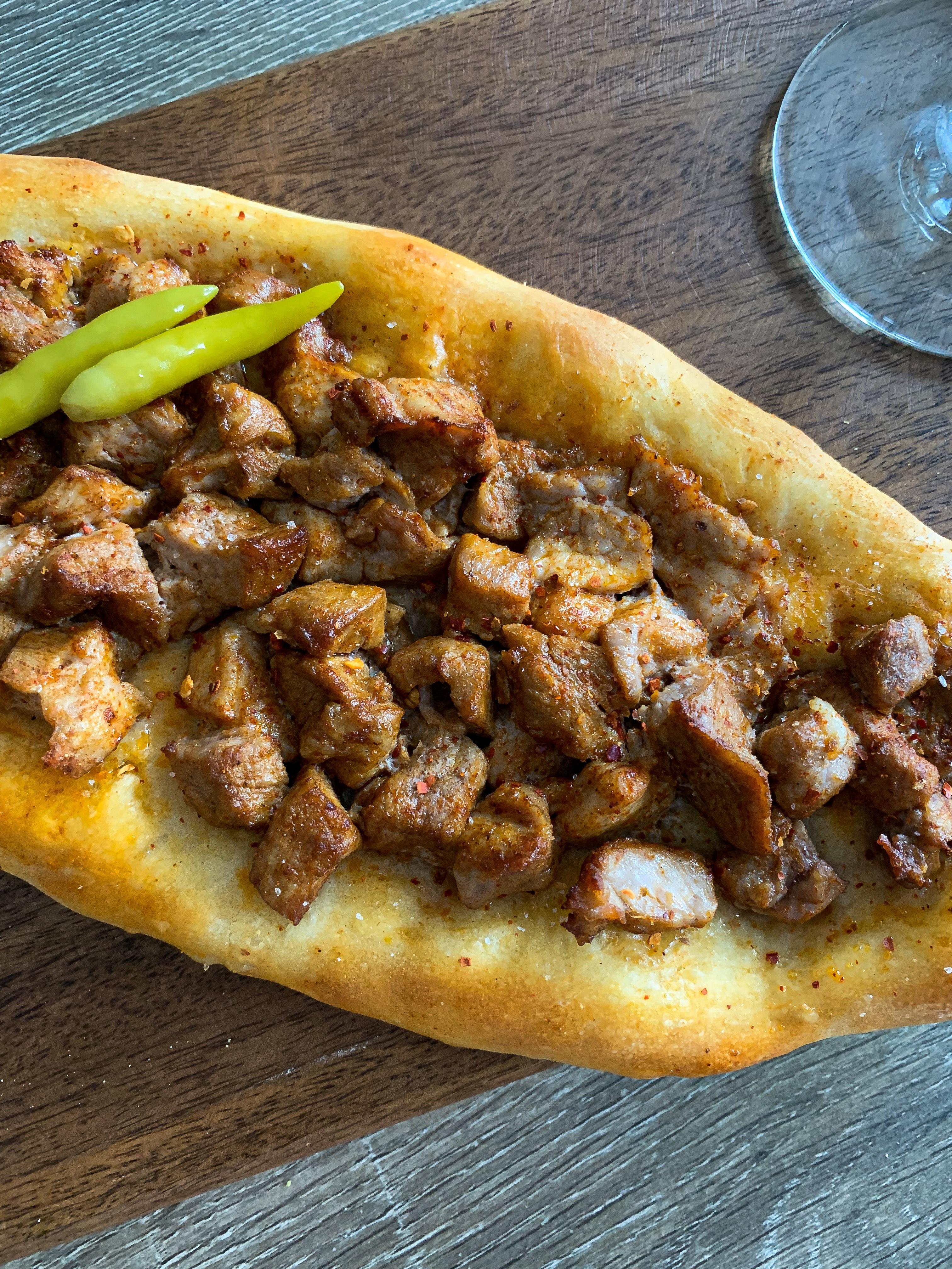 Macedonian Pastrmajlija